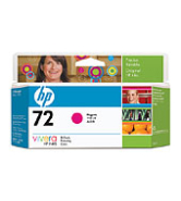 HP 72 130-ml Magenta Ink Cartridge (C9372A)