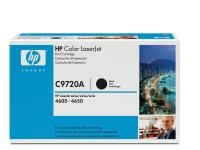 HPC9720A, Color Laserjet 4600/4650 black