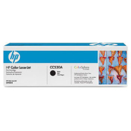 HPCC530A, Color LaserJet CC530A black toner