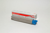 OKI20323, C3300/C3400/C3450/C3600 toner cyan