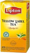Lipton te, Yellow Label