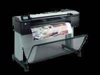 HP Designjet T830 MED INDBYGGET SCANNER