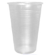Plastglas, klar 20 cl.