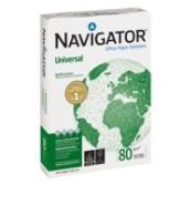 Kopipapir hvid 80g A4 Navigator Universal
