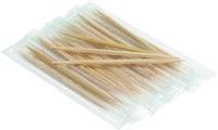 Tandstikker træ pakket stykvis
