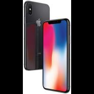Apple IPhone X  refurbished leveres med sikkerhedsglas