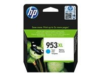 HP 953XL High Yield Ink Cartridge Cyan