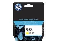 HP 953XL High Yield Ink Cartridge Yellow