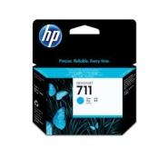 711 Cyan toner til HP plotter