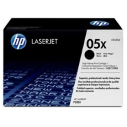 LaserJet black toner cartridge, (2) dual-pack